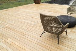 Hardwoods Deck